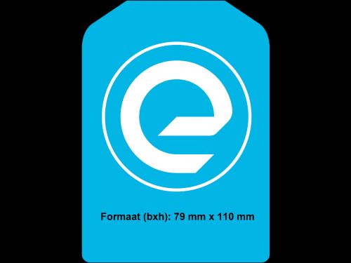 Speciale vorm - Rechthoek met hoekige bovenkant