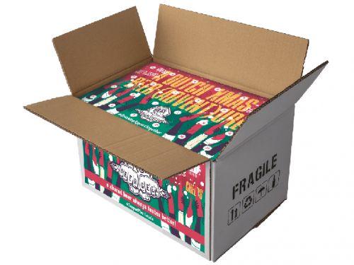 Box sticker | Formaat 400 x 200 mm